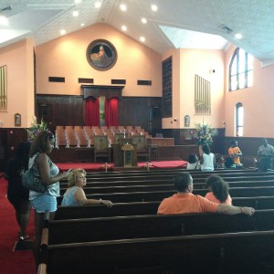 Martin Luther King Jr Center Church