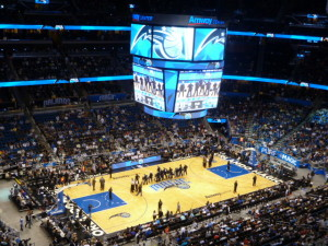 Amway Center in Orlando